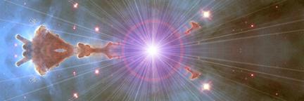 Hubble based image